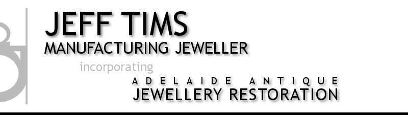 Jeff Tims Manufacturing Jeweller